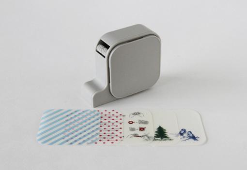 画像1: mt tape cutter decor グレー (1)
