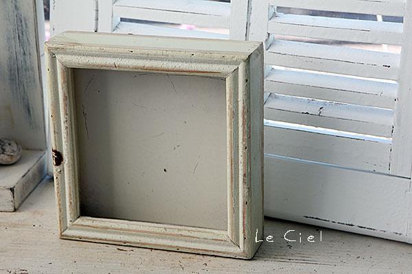 画像1: 壁掛けアレンジ用フレームM (1)