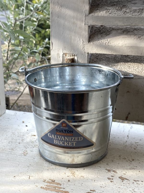 画像1: GALVANIZED BUCKET1L (1)